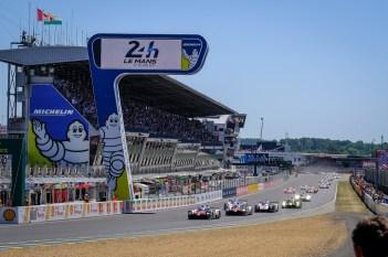 Le Mans 24 Hour - Circuit des 24H du Mans - Le Mans - France