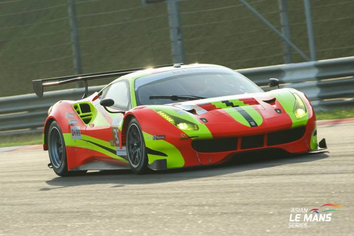 BBT Ferrari 488