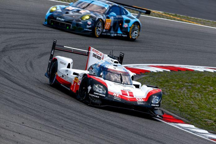 Porsche 919 LMP1