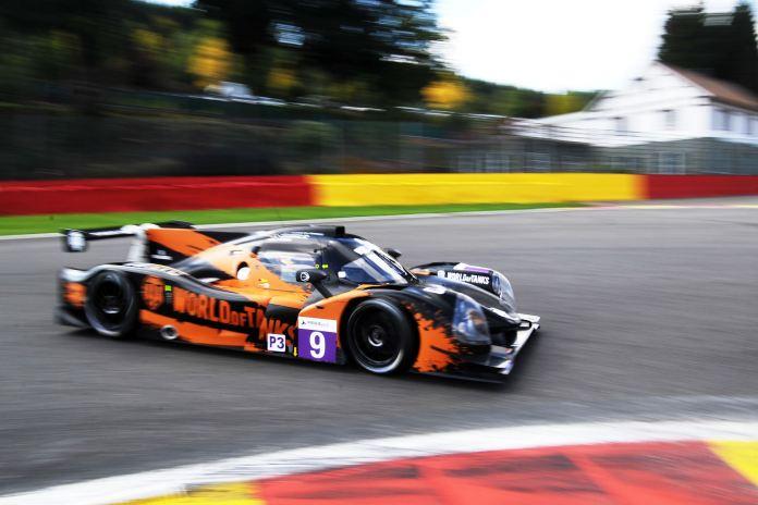 AT Racing Ligier - ELMS Spa