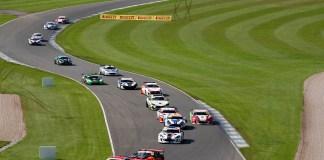 Donington British GT