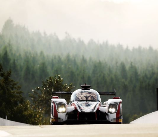 United Autosports Ligier Spa