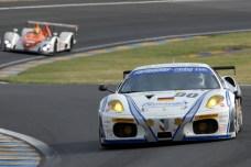 Farnbacher Ferrari 430 GT2, Le Mans 24 Hours 2008