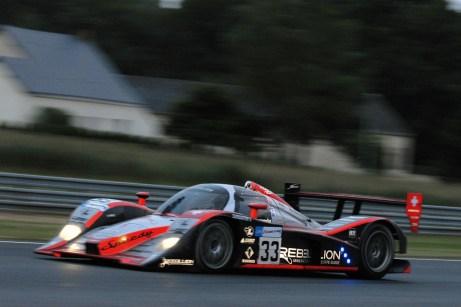 Speedy Team Sebah Rebellion, Le Mans 24 Hours 2008