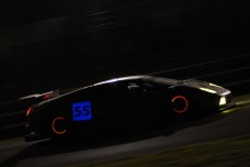 55 Lamborghini Murcielago R-GT, Le Mans 24 Hours 2008