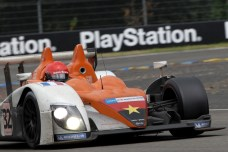 Barazi Epsilon Zytek LMP2, Le Mans 24 Hours 2008
