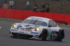 Porsche GT2, Silverstone ILMC 2011