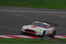Jota Aston Martin Vantage, Silverstone ILMC 2011