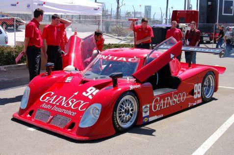 Gainsco Blackhawk Racing, Long Beach 2006