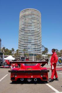 Gainsco Daytona Prototype, Long Beach 2006