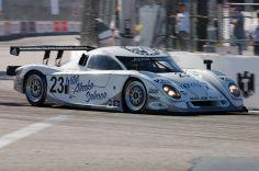 Alex Job Racing Porsche Crawford DP, Long Beach 2006