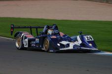 Binnie Motorsports Lola LMP2, Donington 1000km 2006