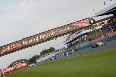Pescarolo Sport leads home the two Creation cars, Donington 1000km 2006