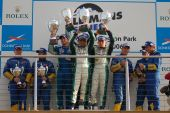 Podium, Donington 1000km 2006