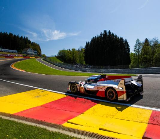 LMP1 Preview - Toyota at Spa