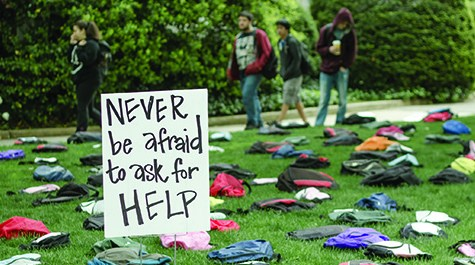 Active Minds to Bring Send Silence Packing Exhibition to UW-L