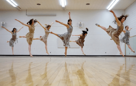 Club Spotlight: Kinesis Dance Theater