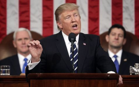 Trump Outlines Upcoming Year with State of Union Address