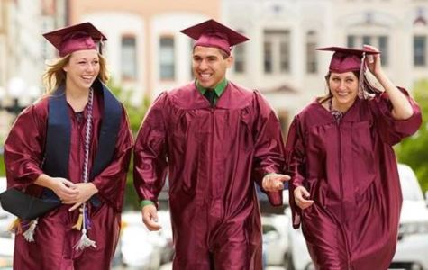 Graduation Nearly at Hand