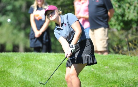 Women's Golf Gets into the Swing of Things