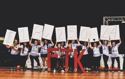 Eagles For The Kids raises over $18,000 in Dance Marathon
