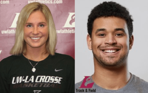 Student-Athletes of the Week: Andrew Jarrett and Emma Gamoke