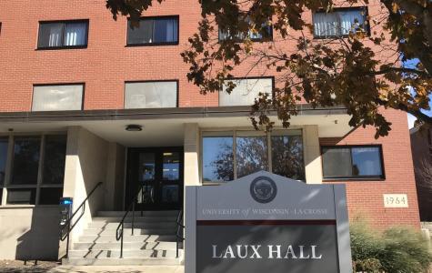 UWL Laux Hall renovations are underway