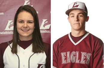 Student-Athlete of the week: Katie Block and Mason McMahon