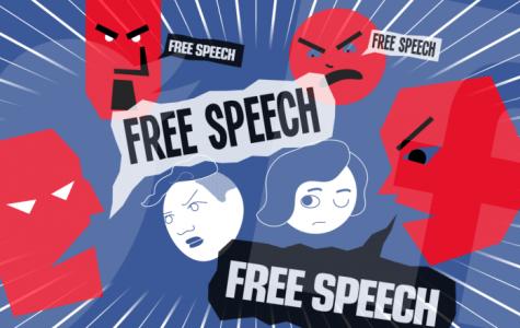 The line between hate speech and free speech