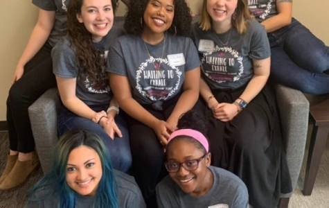 """""""Waiting to Exhale"""" with womxn of UWL"""