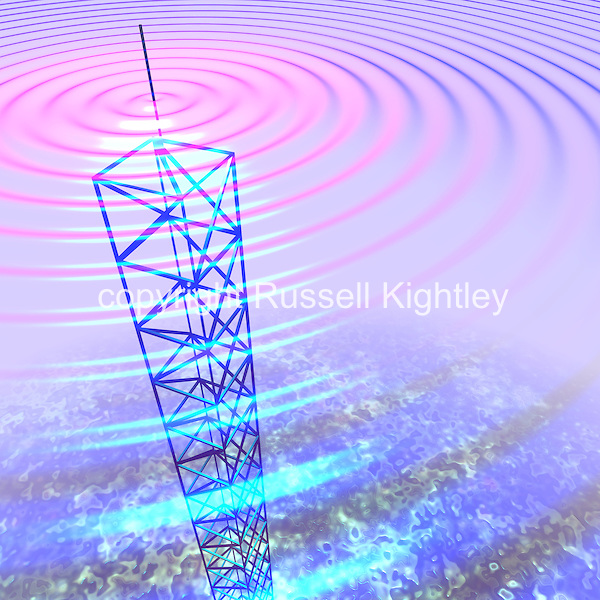 How Are Radio Waves Created