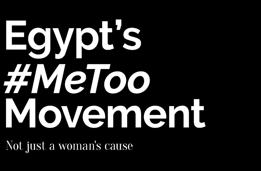 Egypt's #MeToo Movement: Not Just a Woman's Cause