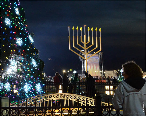 historically jews have been actively influenced by the cultures in which we have lived we learn and borrow from the cultures we live along side - Do Jewish Celebrate Christmas