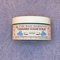 Jellybean Cannabis Sugar Scrub