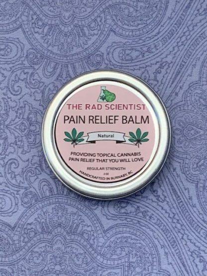 Natural Pain Relief balm regular strength