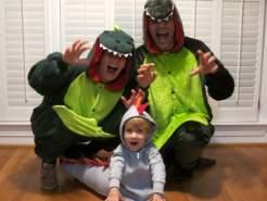 Dinowar Rawr!