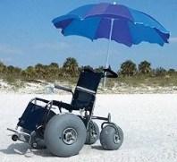 Ocean City Maryland Beach Wheelchair