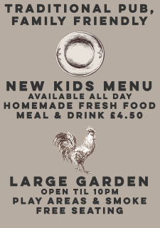 kids menu ringwood play area
