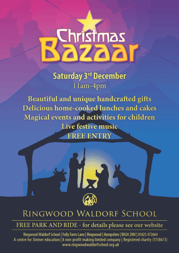 Ringwood Waldorf school Christmas bazaar