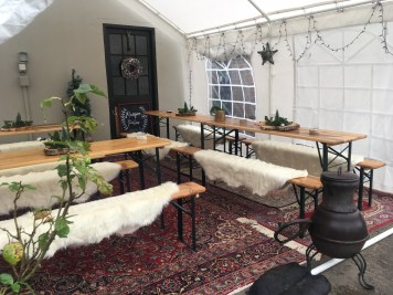 Grotto Ringwood Railway Festive Party Venue