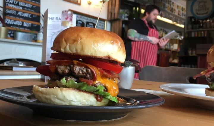 Railway Ringwood Craft Burger Joint