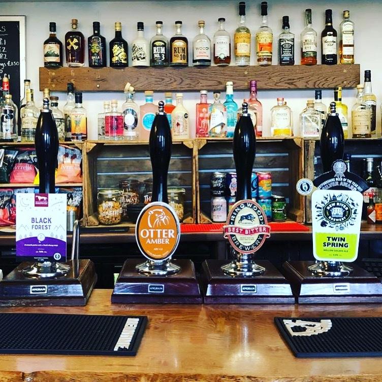 Railway Ringwood pub great beer