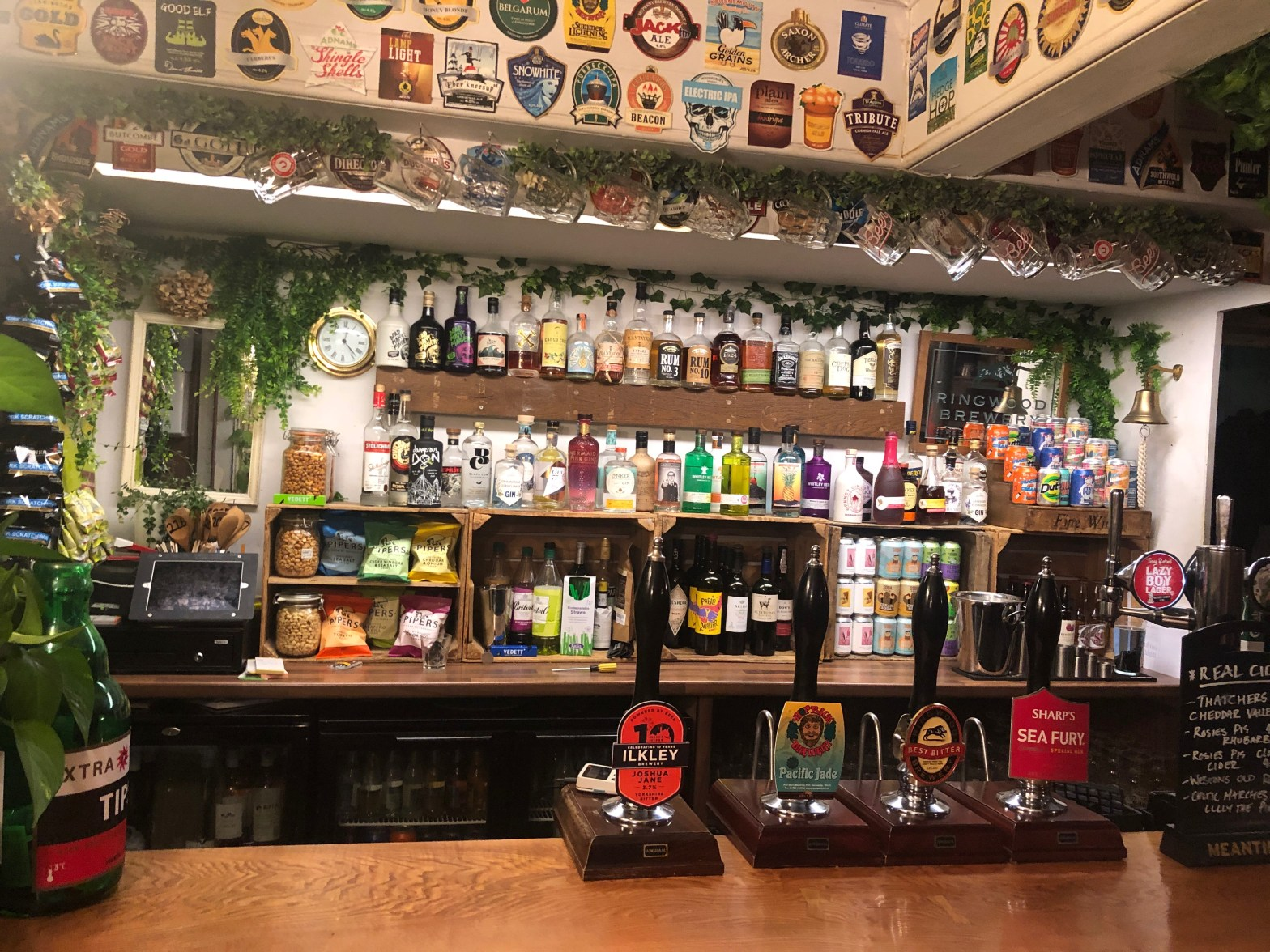 The Railway Ringwood Craft Beer Brewery Pub Tap Room