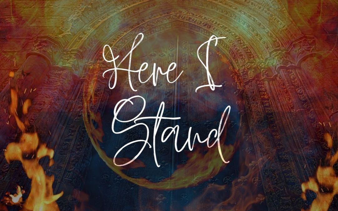Here I Stand – Music by The Rain