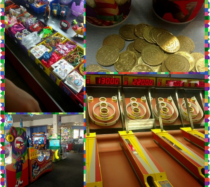 Chuck E Cheese Incentive