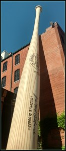tRR bat with border