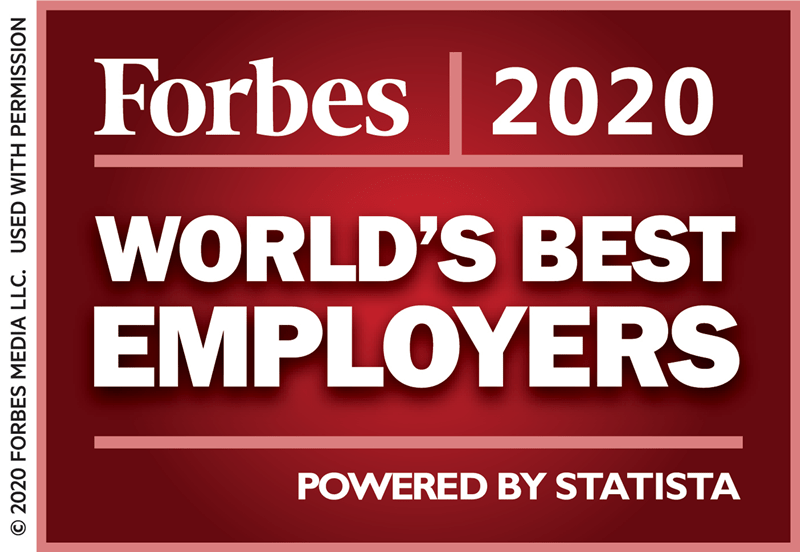 Forbes Names Brother One Of World's Best Employers In 2020