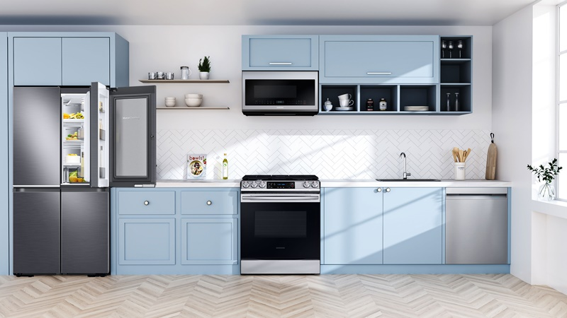 Keep Your House In Perfect Order With With These Upgraded Home Appliances From Samsung