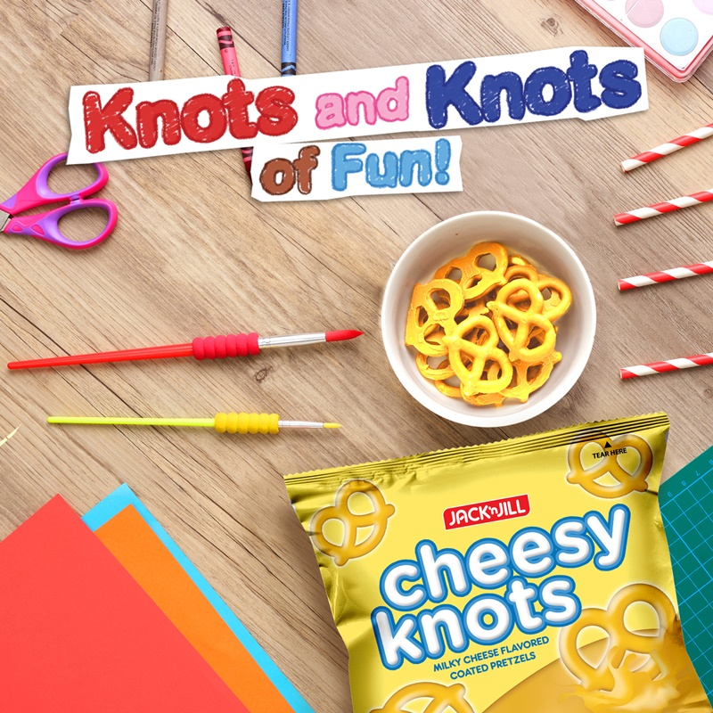 """Have """"Knots And Knots Of Fun"""" With Your Kids With These Activities"""