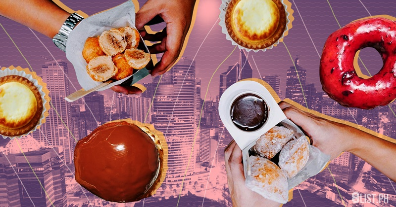 5 Spots In Makati To Get Your Dessert Fix